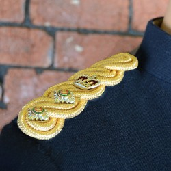 British Army Colonel Gold Epaulette