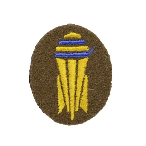 Bomb Disposal (BD) Personnel - Qualification - Explosive Ordinance Disposal - Royal Logistic Corps (RLC) - British Army Badge