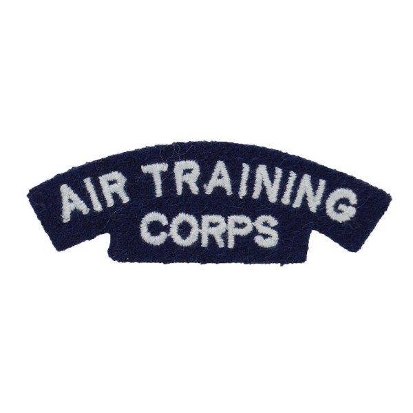 Air Training Corps – Shoulder Title Flash - Air Training Corps (ATC) - Cadets Badge