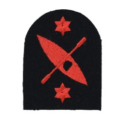Canoeing - 3 Star - Sea Cadet Badge