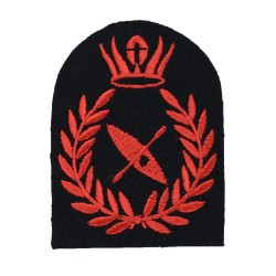 Canoeing - Trainee Instructor - Sea Cadet Badge