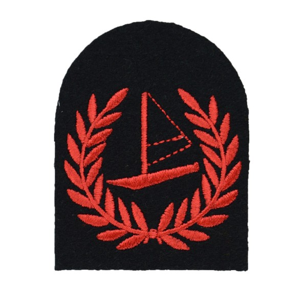 Windsurfing - Level 3 - Sea Cadet Badge