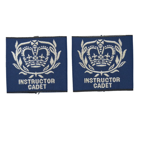 Air Cadet Instructor Warrant Officer (WO) – Slider Epaulette - Royal Air Force Regiment - Royal Air Force Badge