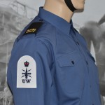 Under Water (UW) - Chief Petty Officer (CPO) - Royal Navy Badges