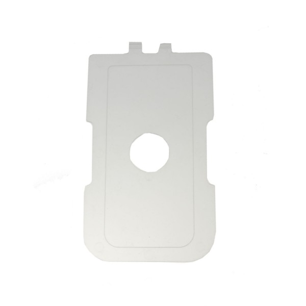 Medal Pocket Holder - Clear Plastic Fitting