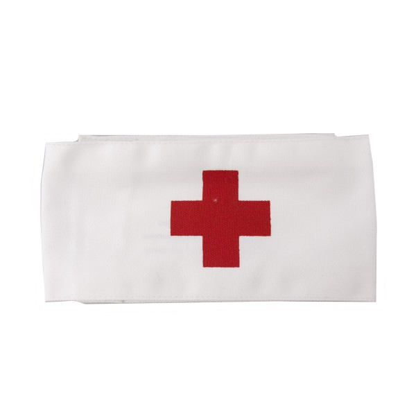 Non Medical Personnel Red Cross - Armlet - British Army Badge
