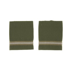Royal Military Academy Sandhurst (RMAS) Officer Rank Slide - Slider Epaulette - Senior Term