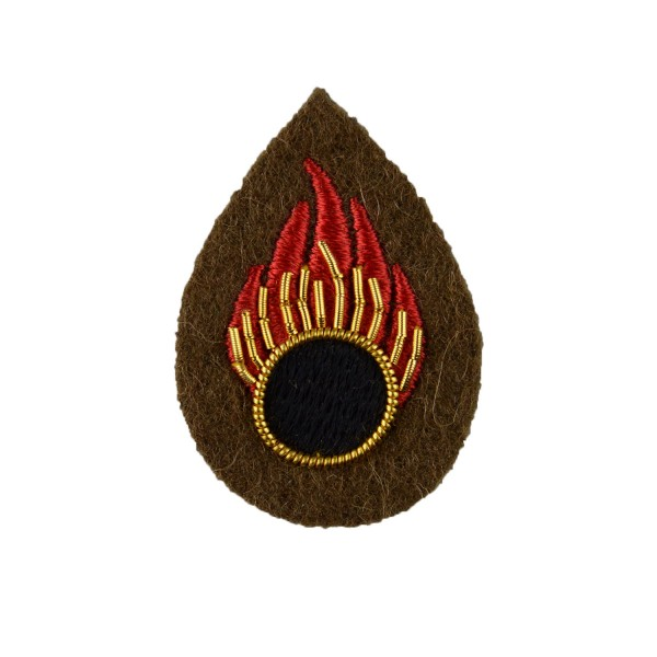 Ammunition Technician – Qualification - British Army Badge