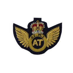 Aircraft Technicians - Qualification Badge - Royal Electrical and Mechanical Engineers - REME - British Army Badge
