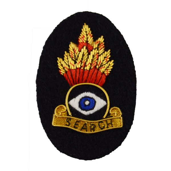 Army Search – Qualification - British Army Badge