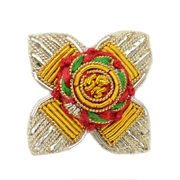 Bath Star - Rank Badge - Royal Horse Artillery (RHA) - Royal Artillery - British Army Badge