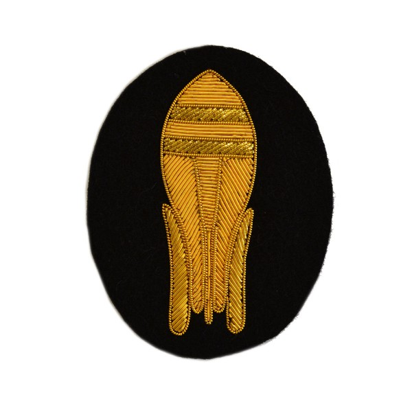 Bomb Disposal (BD) Personnel - Qualification - Explosive Ordinance Disposal - Royal Engineers - British Army Badge