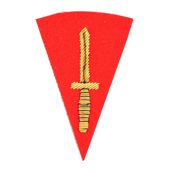 Commando Trained Blues and Royals, Household Cavalry (HCav) - British Army Badge
