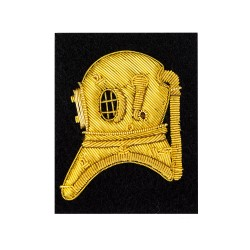 Diver - Qualification Badge - Royal Engineers - British Army Badge