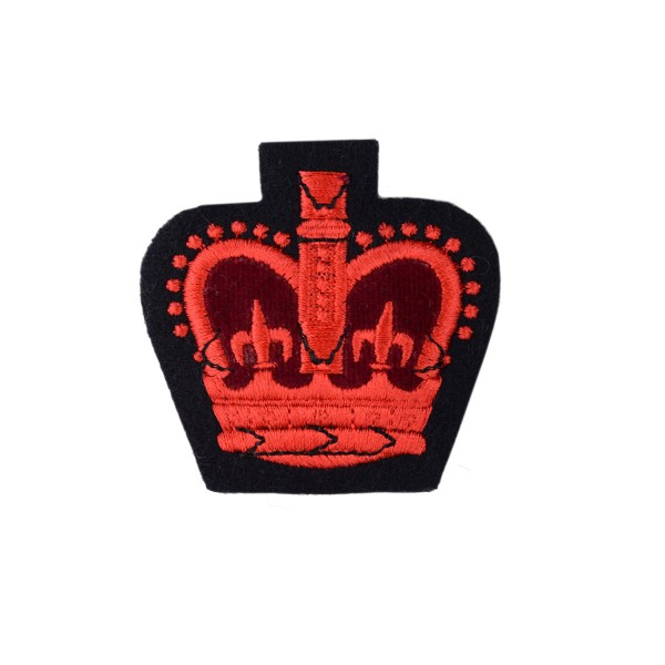 Colour Sergeant (CSgt) - Foot guards - Organisation Insignia - British Army Badge