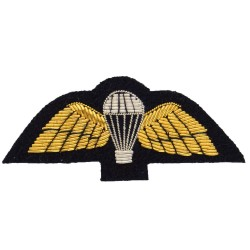 Light Infantry - Parachute Wings - Qualification Badge - British Army Badge