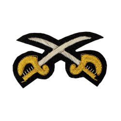 Physical Training Assistant Instructors - Scottish Infantry - British Army Qualification Badge