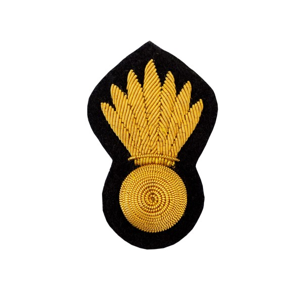 Grenade Badge for Pioneer Sergeant - Grenadier Guards - British Army