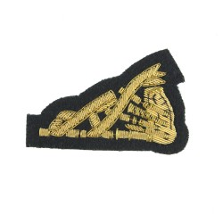 Pipers and Pipe Majors - Qualification - Scottish Infantry - British Army Badge