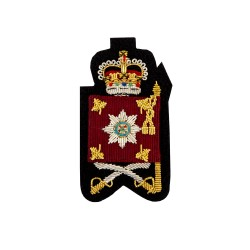 NCO Irish Guards - Colour Sergeants and Company Quartermaster Sergeants  – British Army