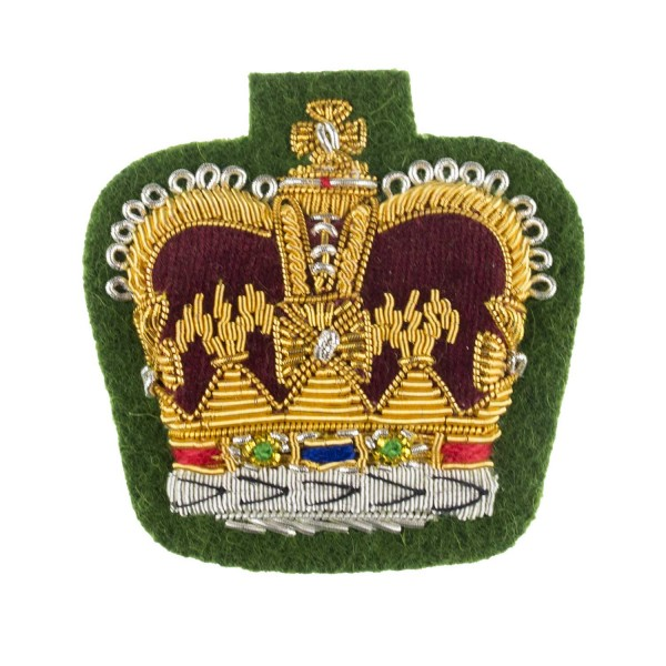 Warrant Officer Class 2 (WO2) - Intelligence Corps - NCO - British Army Rank Badge