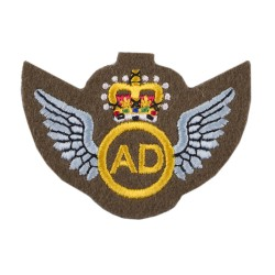 Air Despatch - Royal Logistic Corps Qualification Badge - British Army