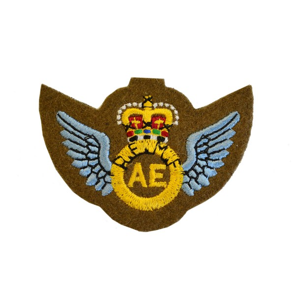 Aircraft Engineers - Qualification Badge - Royal Electrical and Mechanical Engineers - British Army Badge