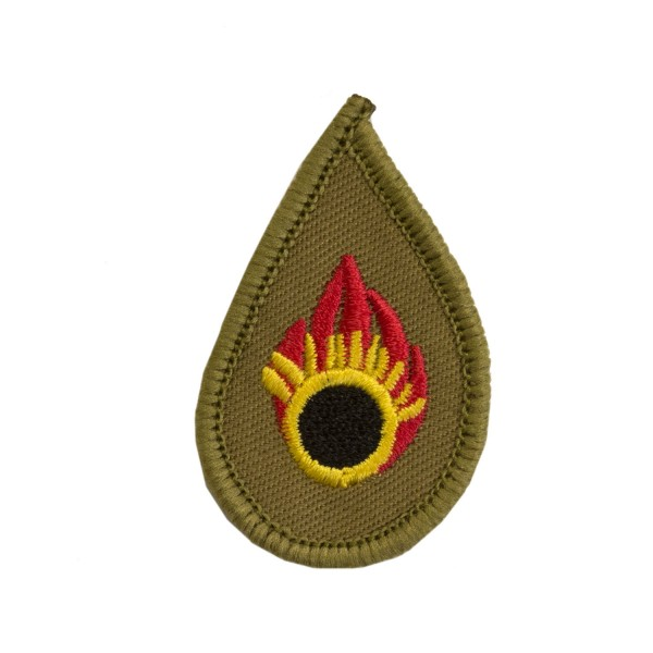 Ammunition Technician Officers – Qualification - British Army Badge