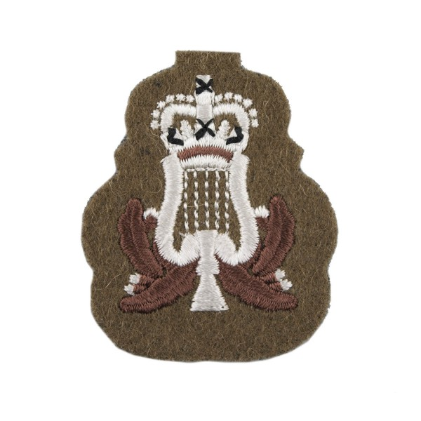 Army Musicians and Bandsmen - All Other Regiments and Corps - British Army Badge