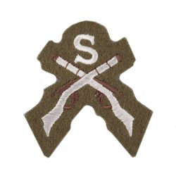 Army Snipers Qualification Badge - All Other Regiments and Corps - British Army