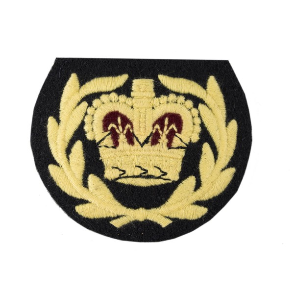 Crown In Wreath - Household Cavalry and Royal Horse Artillery - British Army Rank Badge