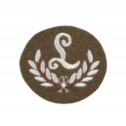 Gun Layer - British Army Badge