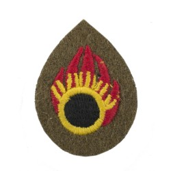 Ammunition Technician Officer – Qualification - British Army Badge