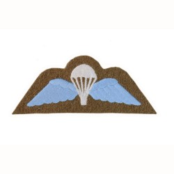 Parachutist Qualified – Qualification – Parachute Regiment PARA - Infantry - British Army Badge