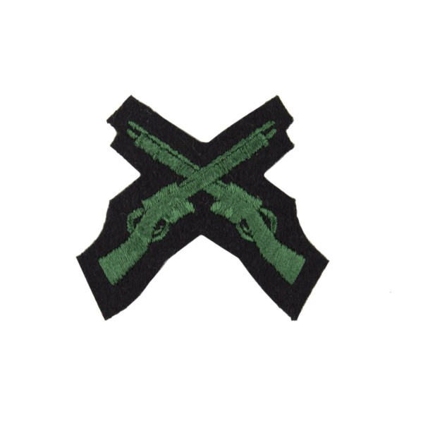 Tactics And Weapon Training Instructors Rifle Marksman - Qualification Badge - The Rifles - British Army Badge
