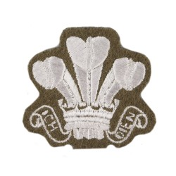 Scots Dragoon Guards - British Army Badge