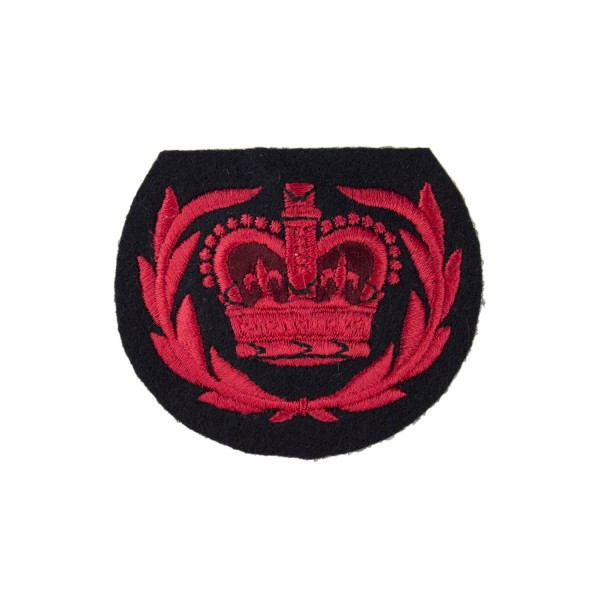 Warrant Officer Class 2 (WO2) – Rank Badge - Foot Guards - Infantry - British Army Badge