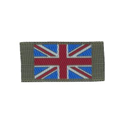 Union Jack - Organisation Insignia - British Army Badge