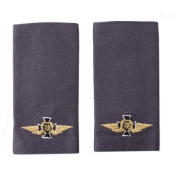 Chaplains Slider Epaulette - Royal Air Force Badge