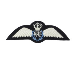 Remote Pilot Air Systems (RPAS) Qualification Badge – Royal Air Force (RAF)