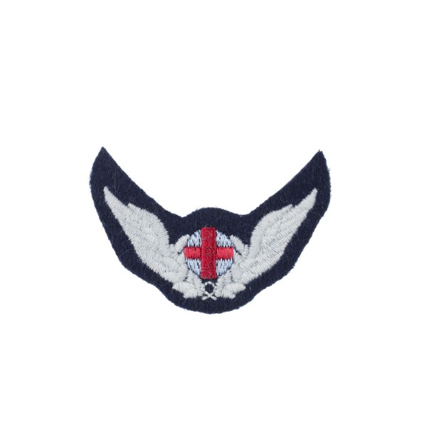 Air Ambulance Attendant Qualification Badge - Royal Air Force (RAF)