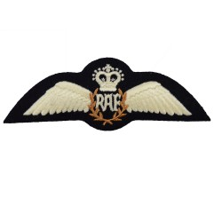 Flying Pilots– Qualification – Royal Air Force Badge