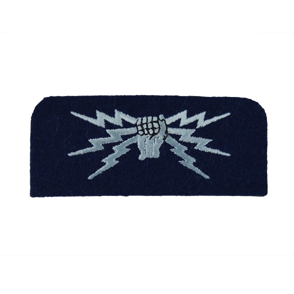 Telecommunication Personnel – Qualification - Royal Air Force Badge