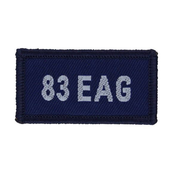 83 EAG - Expeditionary Air Group - Royal Air Force Badge