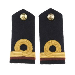 Surgeon Sub Lieutenant (D) - Shoulder Board Epaulette - Royal Navy Officers Badge