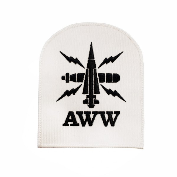 Above Water Weapons (AWW) - Basic Rate - Royal Navy Badges