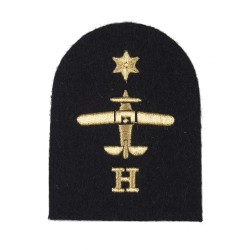 Aircraft Handler (H) - Able Rate - Royal Navy Badge