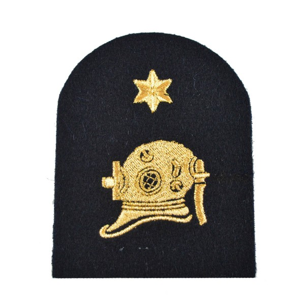 Diver - Able Rate - Royal Navy Badges