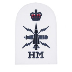 Hydrographic, Meteorological, Oceanographic - Petty Officer - Royal Navy Badges