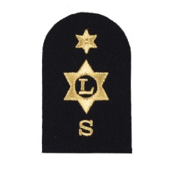 LOGISTICS STEWARD - ABLE RATE - ROYAL NAVY BADGES